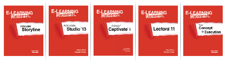 E-Learning Uncovered Books