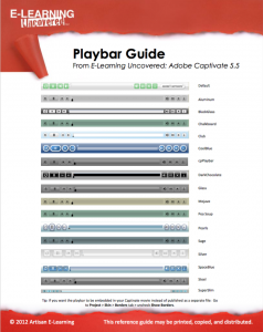 cap 5 playbar