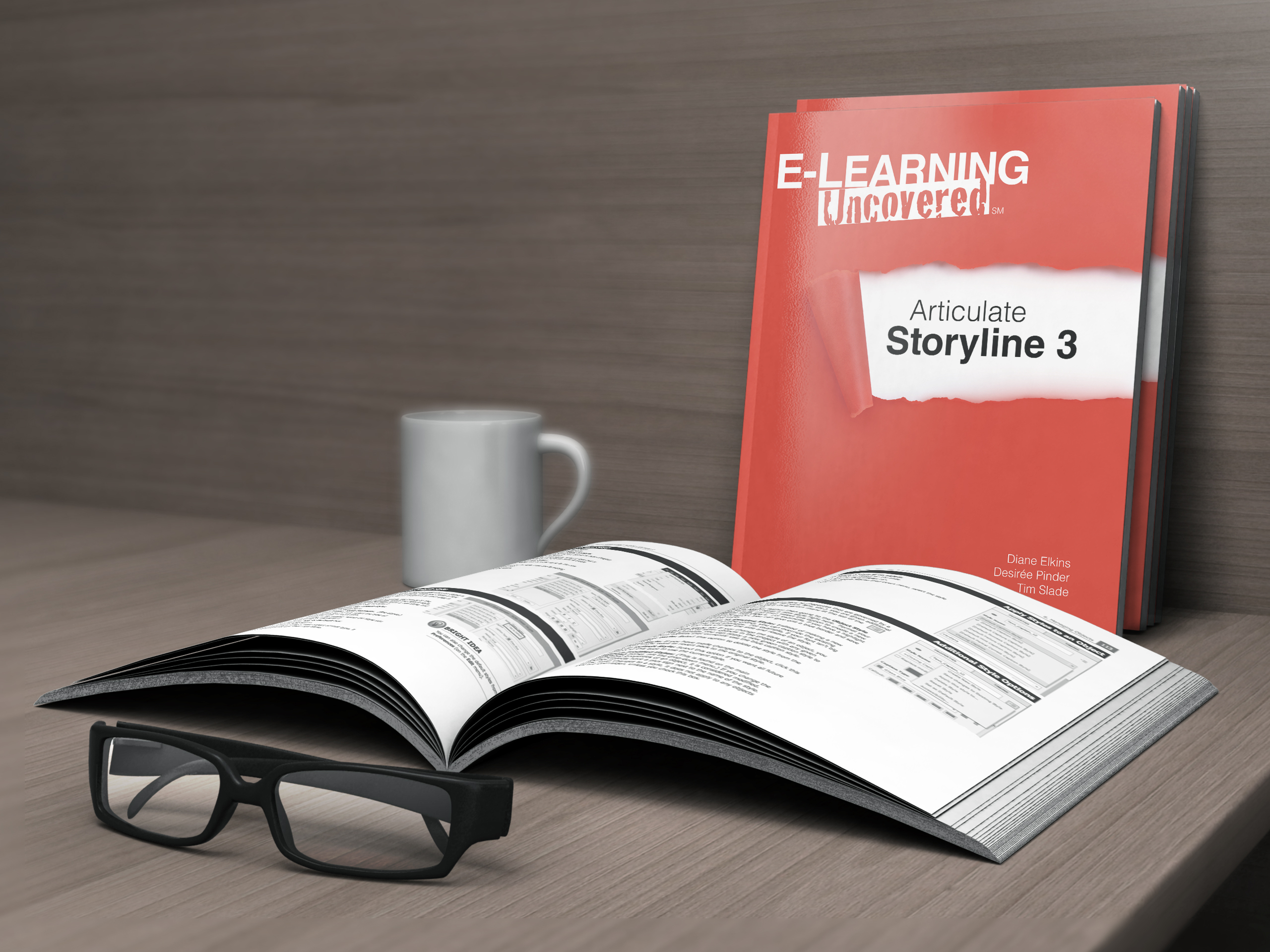 Articulate Storyline 3 Book