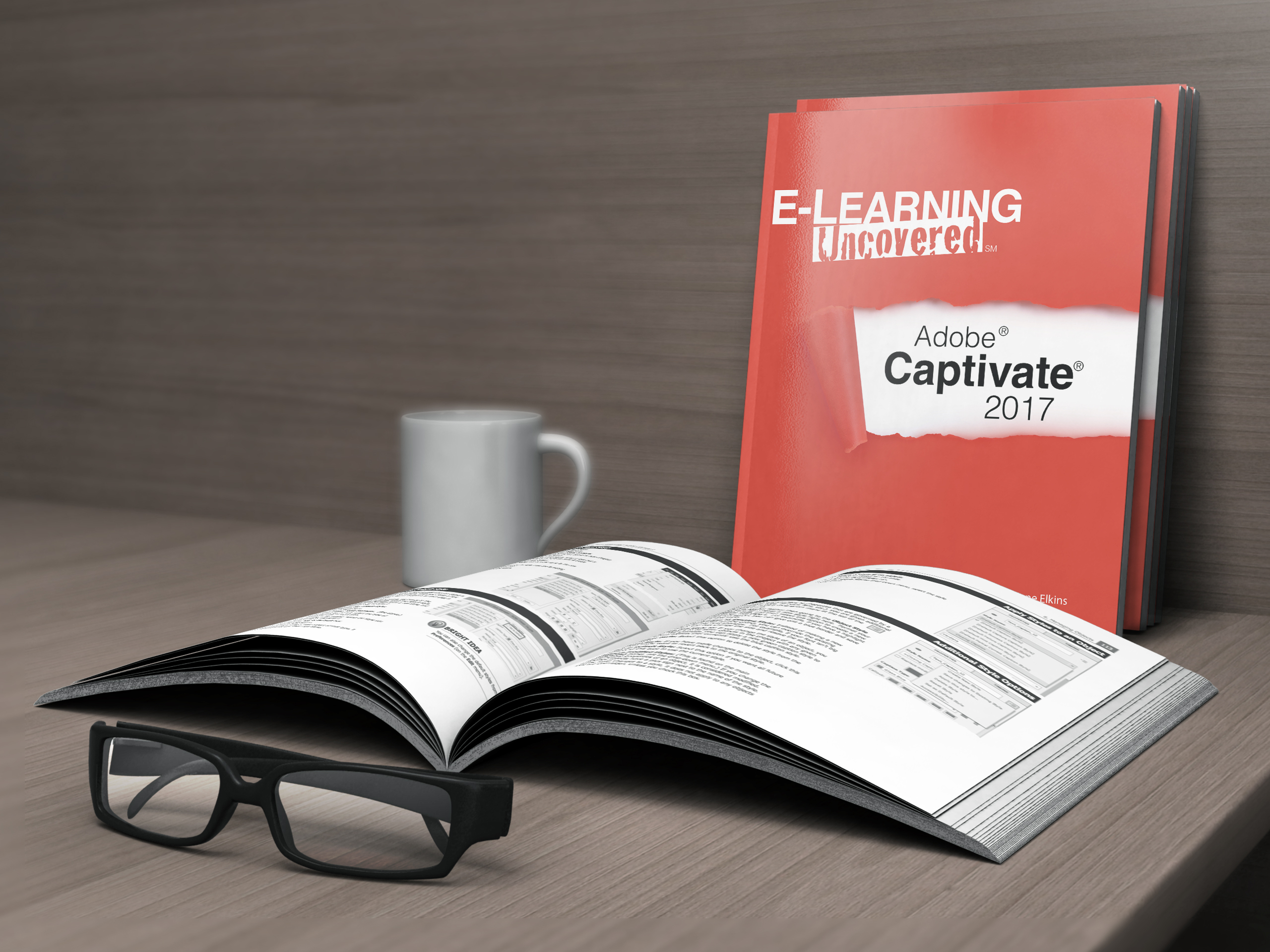 Adobe Captivate 2017 Book