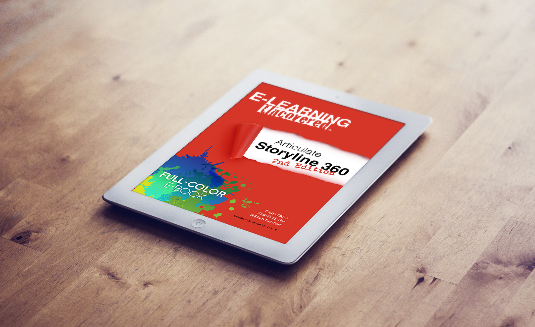 Articulate Storyline 360 2nd Edition eBook