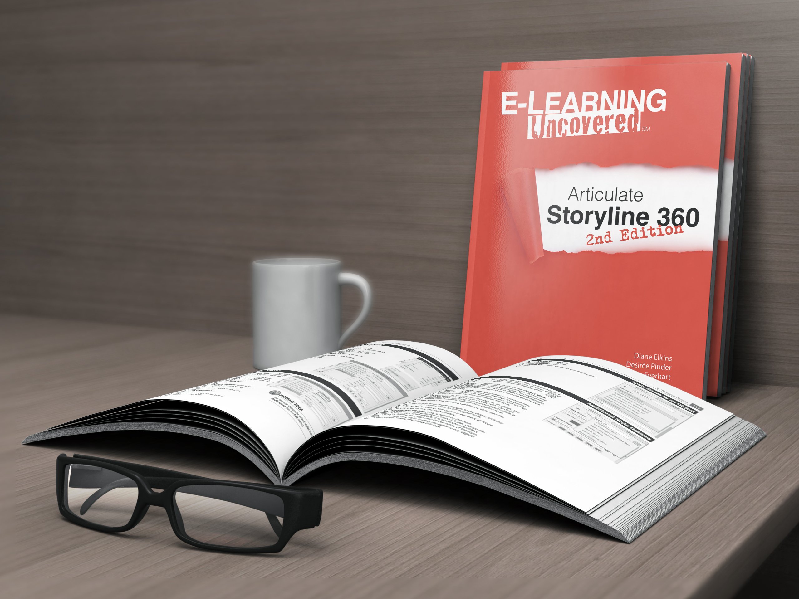 Articulate Storyline 360 Book