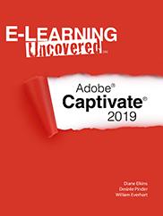 Adobe Captivate 2019 book cover