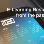 Elearning resources from 2020