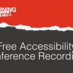 Free Accessibility Conference Recordings